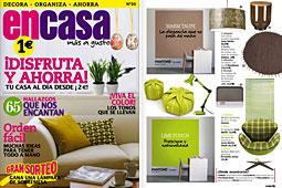 Revista En Casa - Abril 2014 Portada y P�gina 31