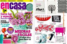 Revista En Casa - Noviembre 2014 Portada y P�gina 19