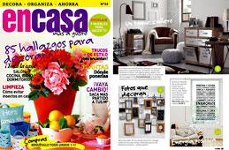 Revista En Casa - Junio 2015 Portada y P�gina 23