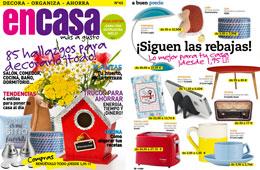 Revista En Casa - Febrero 2016 Portada y P�gina 10
