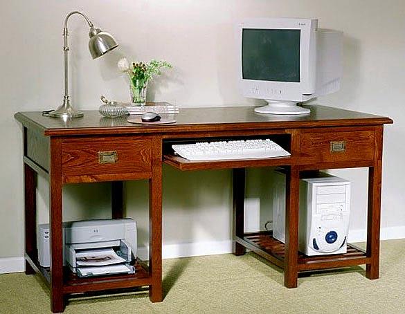 Escritorio colonial 2 cajones manihi no disponible en - Mesa escritorio colonial ...