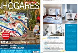 Revista Hogares - Marzo 2016 Portada y P�gina 100