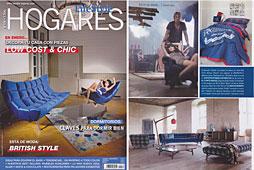Revista Hogares - Enero 2014 Portada y P�gina 24