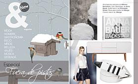 Revista Home & LifeStyle - Enero 2014 Portada y P�gina 25