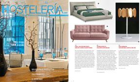Revista Hosteler�a - Abril 2016 Portada y P�gina 46