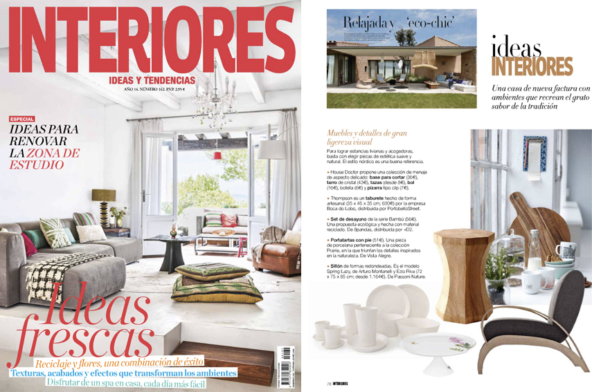 En revista interiores septiembre - Paginas de decoracion de interiores ...