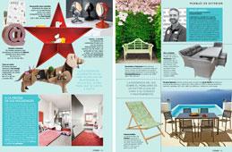 Revista Interiores - Mayo 2015 P�ginas 131 y 141