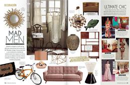 Revista La moda en las calles - Mayo 2016 P�ginas 112 y 113