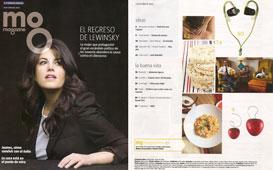 Revista Magazine La Vanguardia - Junio 2015 Portada y P�gina 3