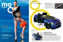 Revista Magazine La Vanguardia - Marzo 2015 Portada y P�gina 8