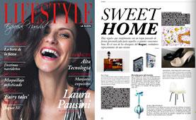 Revista LifeStyle - Diciembre 2014 Portada y P�gina 82