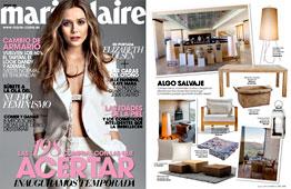 Revista Marieclaire - Agosto 2014 Portada y P�gina 155