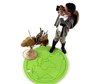 Alfombra Infantil School - Muebles Auxiliares Infantiles y Juveniles - Muebles Infantiles