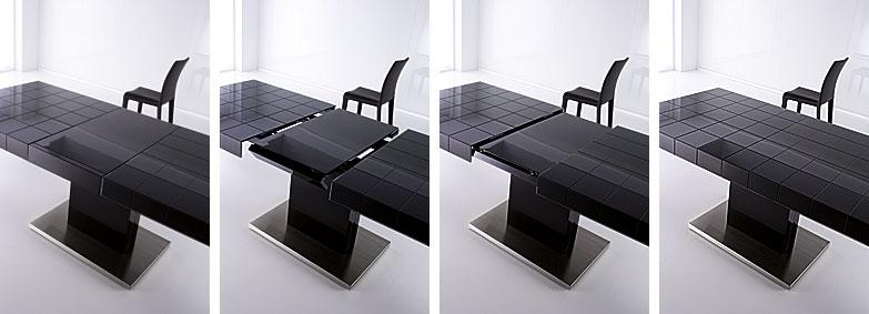 Awesome Mesas De Comedor Extensibles De Diseño Photos - Casas: Ideas ...