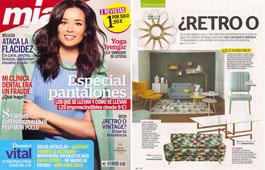 Revista Mia - Marzo 2016 Portada y P�gina 52