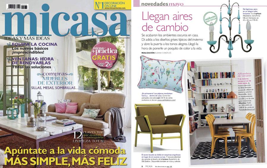 Revistas decoracion online revistas decoracion online for Cosas de casa revista decoracion