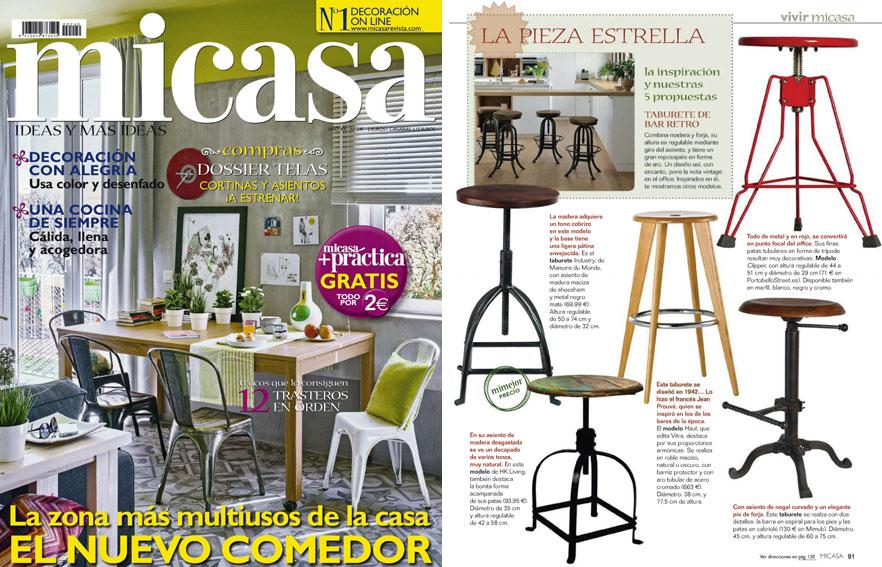 Revista Mi Casa Interesting With Revista Mi Casa Finest