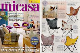 Revista MiCasa - Febrero 2015 Portada y P�gina 75