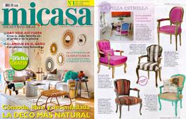 Revista MiCasa - Junio 2015 Portada y P�gina 57