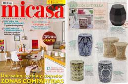 Revista MiCasa - Febrero 2016 Portada y P�gina 61