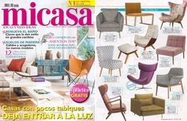 Revista MiCasa - Marzo 2016 Portada y P�gina 37