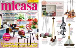 Revista MiCasa - Abril 2016 Portada y P�gina 63