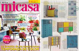 Revista MiCasa - Abril 2016 Portada y P�gina 89
