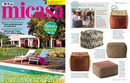 Revista MiCasa - Junio 2015 Portada y P�gina 61