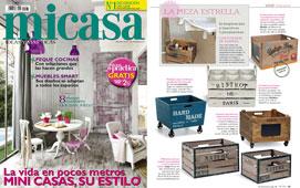 Revista MiCasa - Julio 2016 Portada y P�gina 63