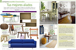 Revista MiCasa - Julio 2014 P�ginas 16 y 37