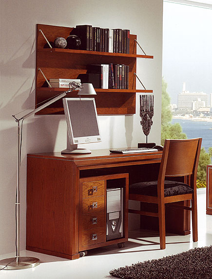 Mesa escritorio con cajonera nora no disponible en - Cajonera de escritorio ...