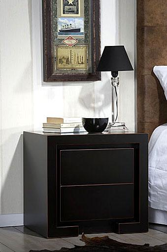 Mesa de noche moderna hilton en cosas de arquitectoscosas - Mesas de noche modernas ...