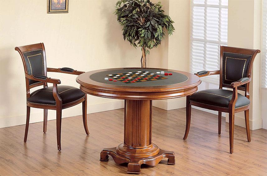 Mesa de juego roberts en for Juego de mesa esquinero