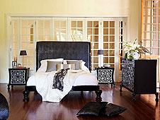 Dormitorio moderno Silver Black