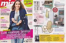 Revista Mia - Marzo 2014 Portada y P�gina 65