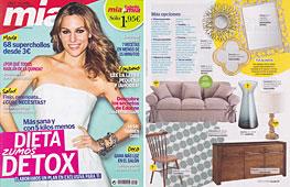 Revista Mia - Abril 2014 portada y p�gina 51