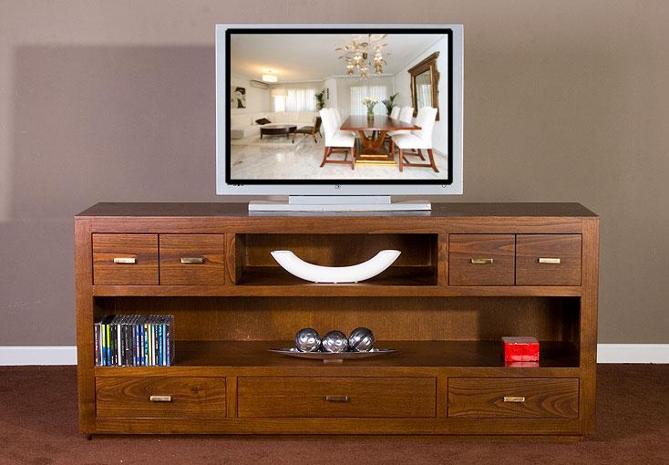 Mueble De Algarrobo Para Tv De 29 O Lcd De 32 Compra Venta Pictures to