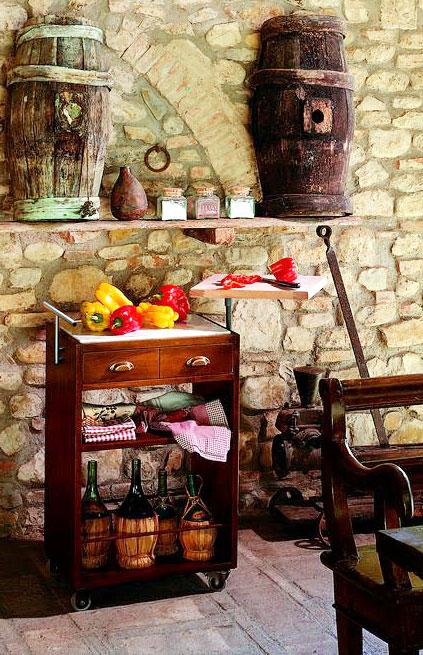 Mueble auxiliar de cocina hawaii no disponible en for Muebles auxiliares de cocina