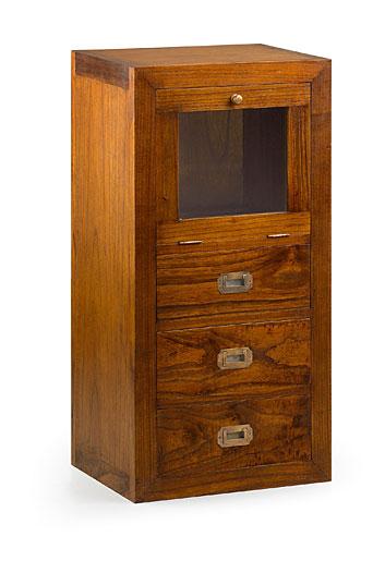 Mueble auxiliar combi colonial star en - Muebles auxiliares merkamueble ...