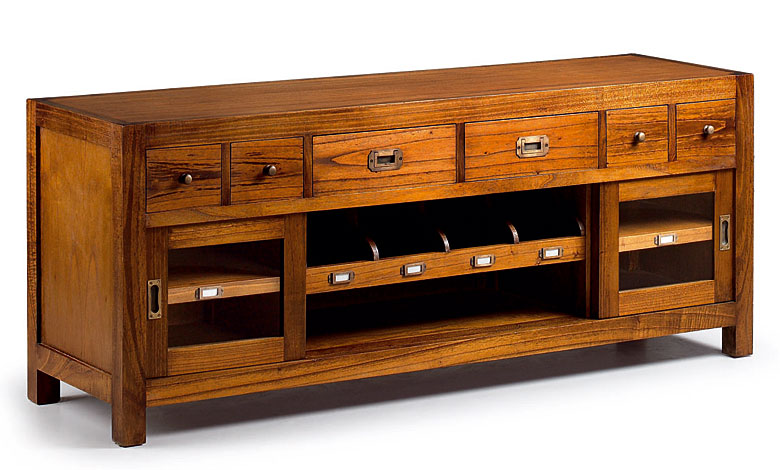 Mueble tv colonial star no disponible en - Mueble tv colonial ...