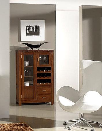Mueble de vinos coco no disponible en for Mueble vinos