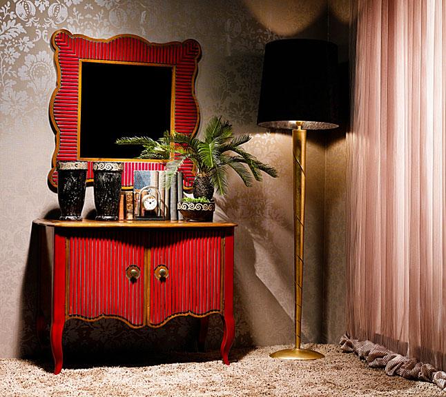 Mueble de entrada cl sico style en - Muebles de entrada vintage ...