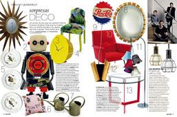 Revista Nuevo Estilo - Julio 2014 P�ginas 16 y 17