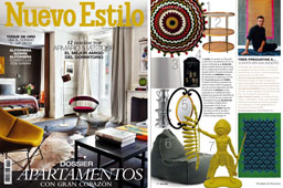 Revista Nuevo Estilo - Enero 2015 Portada y P�gina 16