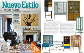 Revista Nuevo Estilo - Enero 2016 Portada y P�gina 41