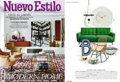 Revista Nuevo Estilo - Mayo 2016 Portada y P�gina 16