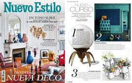 Revista Nuevo Estilo - Septiembre 2016 Portada y Página 20