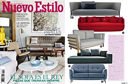 Revista Nuevo Estilo - Marzo 2014 Portada y P�gina 143