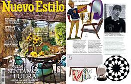 Revista Nuevo Estilo - Mayo 2014 Portada y P�gina 19