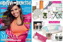 Revista Objetivo o Bienestar - Agosto 2015 Portada y P�gina 106